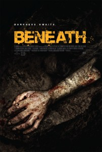 Exclusive BENEATH Poster